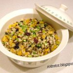Butternut Squash and Wildrice Side Dish