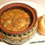 Chunky Beef Soup