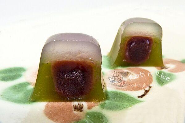 Yōkan Jelly Dessert