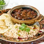Chili con Carne and Tomato Rice