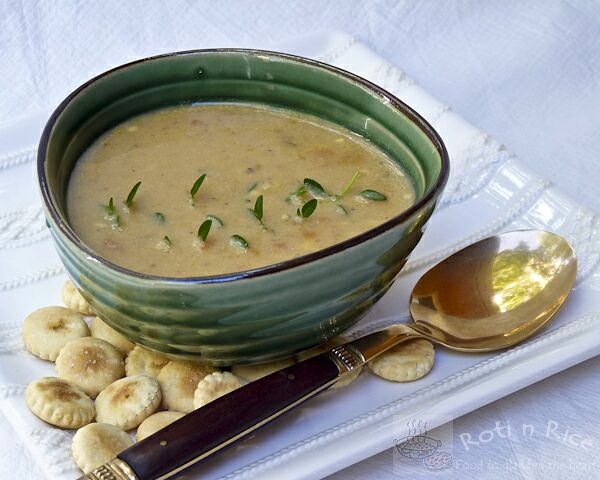 Curried Corn Chowder