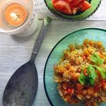 Pumpkin Cous Cous (Guest Post)