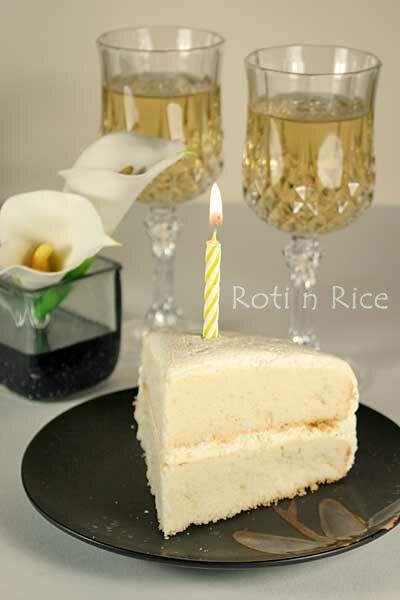 1st Blog Anniversary Cake