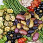 Niçoise Salad and Christmas Party