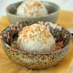 Coconut Banana Ice Cream