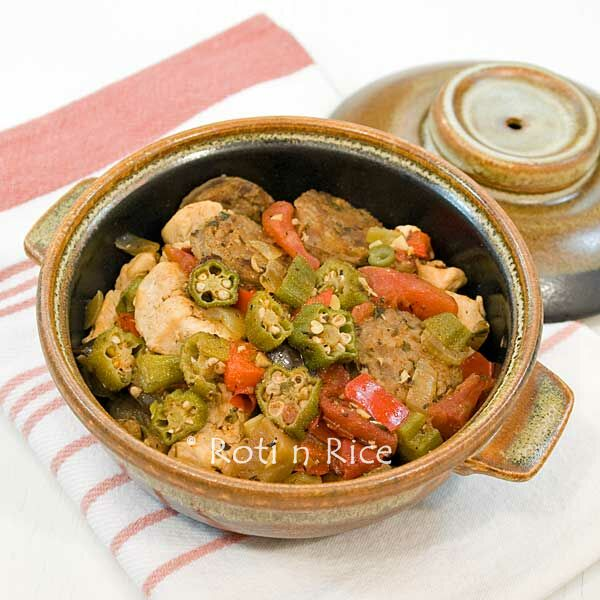 Italian Chicken and Sausage Stew