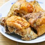 Szechuan Pepper Roast Chicken