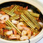 Drumstick Shrimp Curry