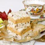 Pumpkin Streusel Cheesecake Bars (Gluten-Free)