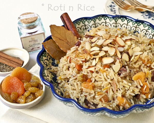 Jeweled Rice Pilaf
