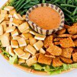 Vegan Gado-gado Salad