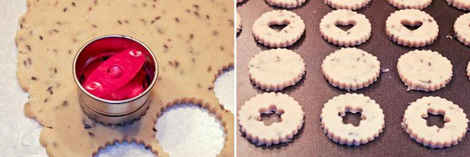 Lavender Linzer Cookies-2