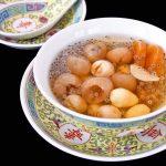 Leng Chee Kang (Sweet Lotus Seed Soup)