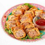 Lobak (Five-Spice Meat Rolls)