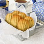 Lavender Madeleines – a Guest Post and Light It Up Blue