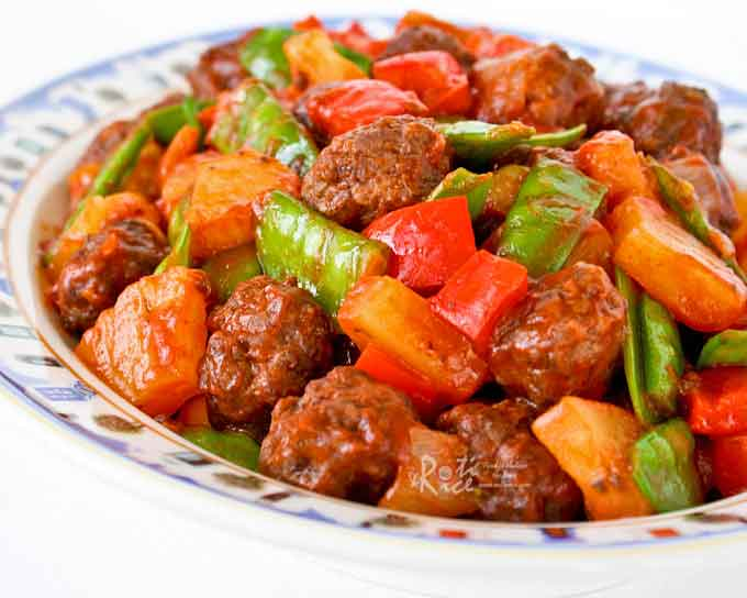 Your needs asian meatballs on snow peas picks players
