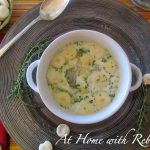 Oyster Stew and Divinity – A Mother's Day Post by At Home with Rebecka
