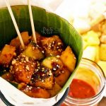 Rojak – Malaysian Spicy Fruit Salad and Sambal Belacan