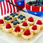 Star Spangled Berry Cups