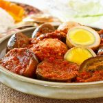 Egg and Eggplant Curry