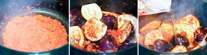 Egg and Eggplant Curry-7