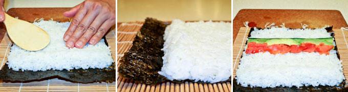 Futomaki – Thick Sushi Rolls-10