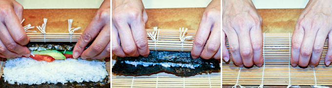 Futomaki – Thick Sushi Rolls-11