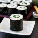 Hosomaki – Thin Sushi Rolls