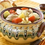 Eurasian Chicken Stew and Cookbook Giveaway!