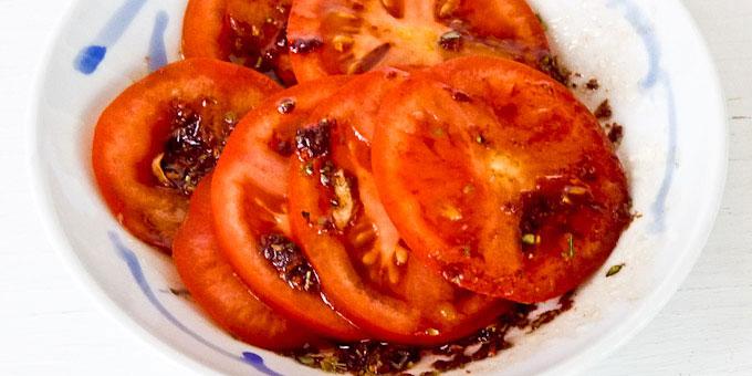 Bruschetta al Pomodoro (Bruschetta with Tomatoes)-1