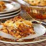 No-Boil Gluten-Free and Egg-Free Lasagna