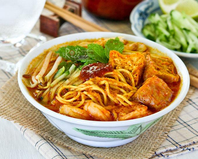 Curry Laksa | Roti n Rice