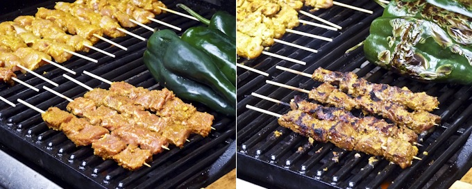Beef and Chicken Satay_2