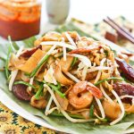 Char Koay Teow (Stir Fried Rice Strips)
