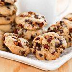 Pecan Creme de Menthe Cookies