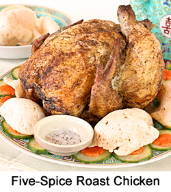 CNY2014-Five-Spice Roast Chicken