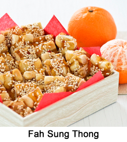 CNY2014-Fah Sung Thong (Peanut and Sesame Brittle)