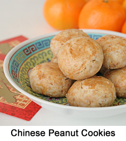 CNY2014-Chinese Peanut Cookies