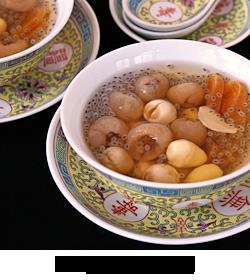 CNY2014-Leng Chee Kang (Sweet Lotus Drink)