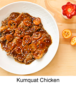 CNY2014-Kumquat Chicken