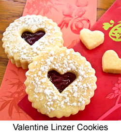 Sweet 16 Valentine's Day Recipes