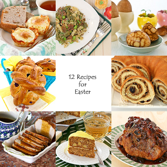 12 Recipes for Easter
