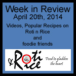 Week in Review - April 20th, 2014