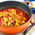 Chicken Apricot Curry