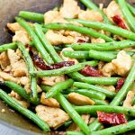 Chicken and Green Beans Stir Fry