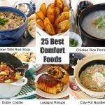 25 Best Comfort Foods