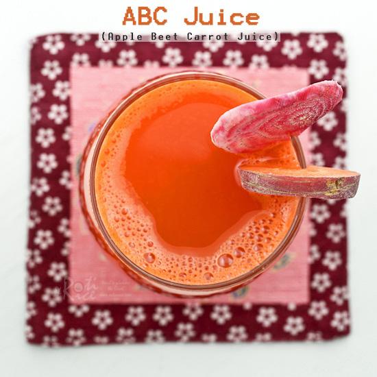 ABC Juice (Apple Beet Carrot Juice)