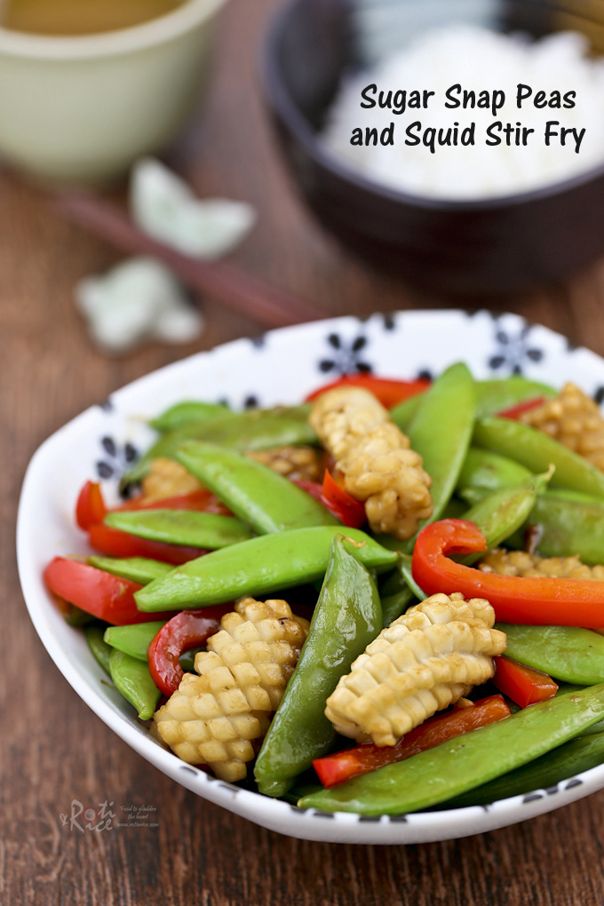 how to cook sugar snap peas in stir fry