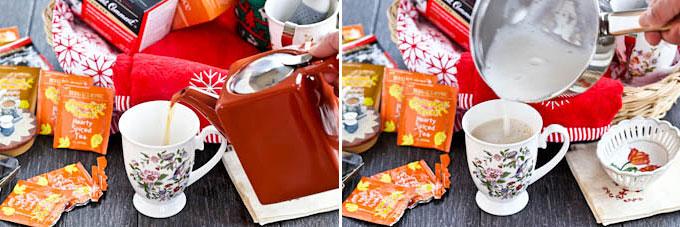 DIY Hostess Gift Basket and Pumpkin Spice Latte-24