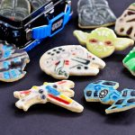 Star Wars Cardamom Butter Cookies